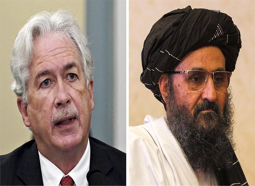 अमेरिका ने चीन की लगाम कसने के लिए सीआईए चीफ को काबुल भेजा तालिबान से डील जारी