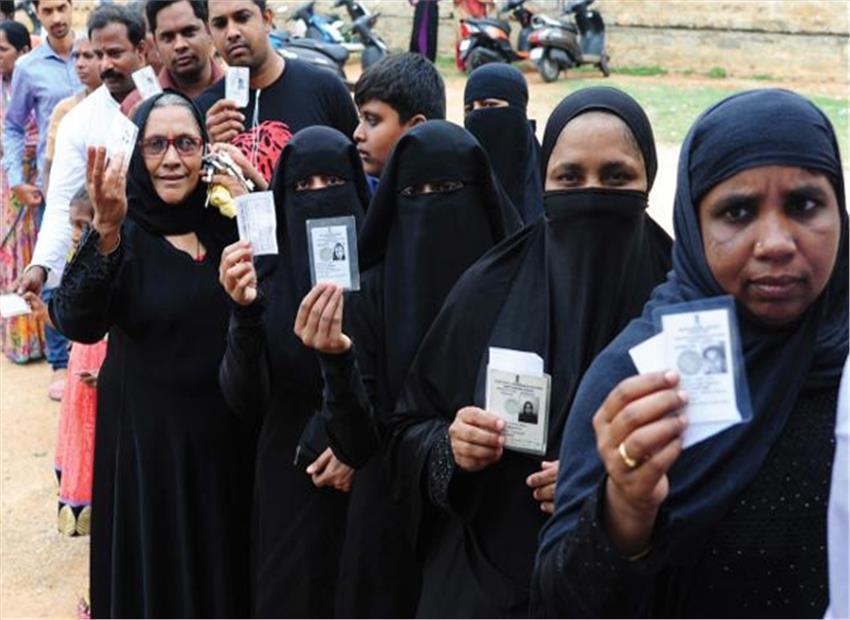 पार्टियों को मुस्लिम वोट बैंक तो प्यारा लेकिन उम्मीदवार नहीं, आखिर क्यों