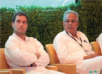 पंजाब की गलती छत्तीसगढ़ में नहीं दोहराना चाहती कांग्रेस  राज्य में स्थिरता होगा राज का पैमाना