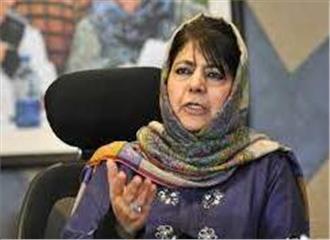 आर्यन खान की गिरफ्तारी पर विवादित बयान देकर फंसी महबूबा मुफ्ती