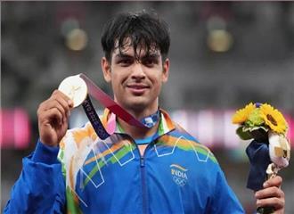 ओलंपिक में परचम के बाद 10 गुणा बढ़ी नीरज चोपड़ा की ब्रांड वैल्यू